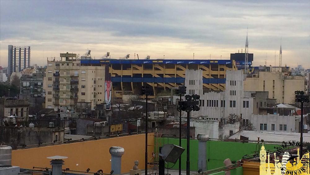 """Estadio de La Boca"""". Buenos Aires"""