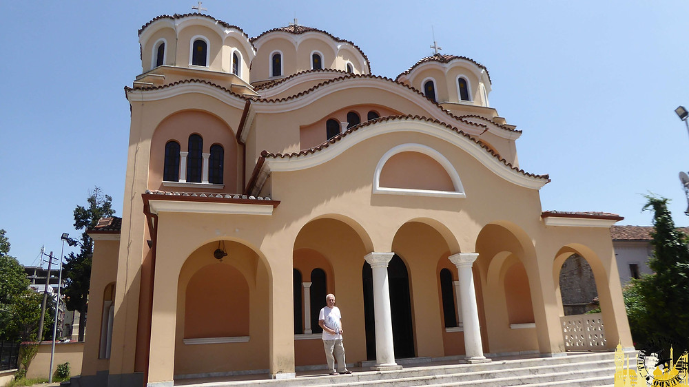 Catedral ortodoxa Natividad de Cristo. Shkoder (Albania)