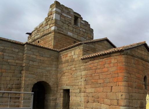 Santa María de Melque (Lista indicativa Unesco) y las Barrancas de Burujón. Castilla-La Mancha (Espa