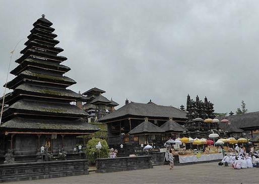 Templos de Bali (II), la Isla de los Dioses (Indonesia)