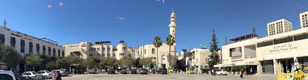 Plaza del Pesebre. Belén (Palestina)