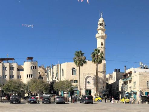 Belén (Palestina), qué ver y qué visitar. UNESCO
