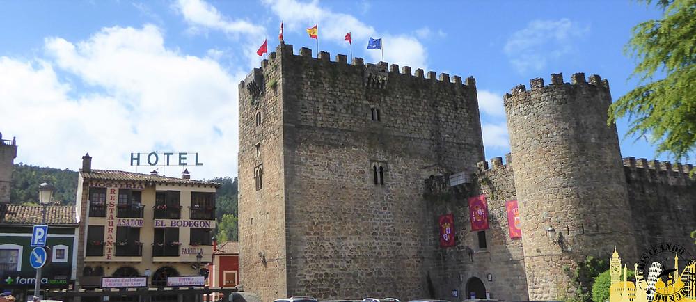 Arenas de San Pedro (Ávila). Castillo de Álvaro de Luna
