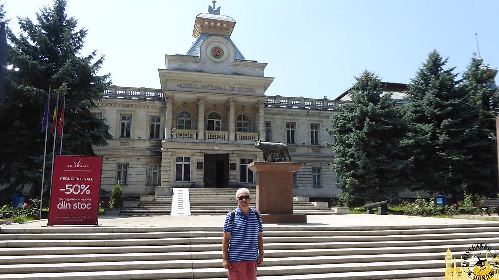 Museo Nacional de Historia. Chisinau (Moldavia)