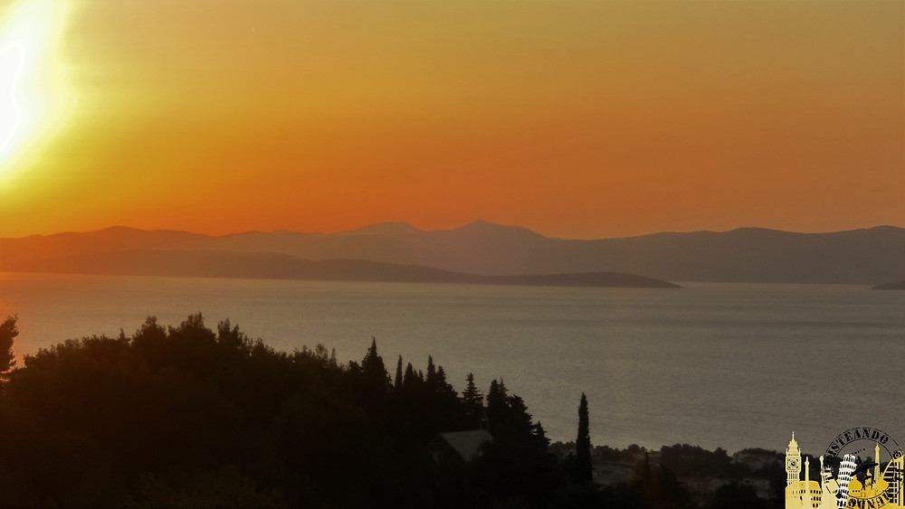 Isla de Brac, Croacia