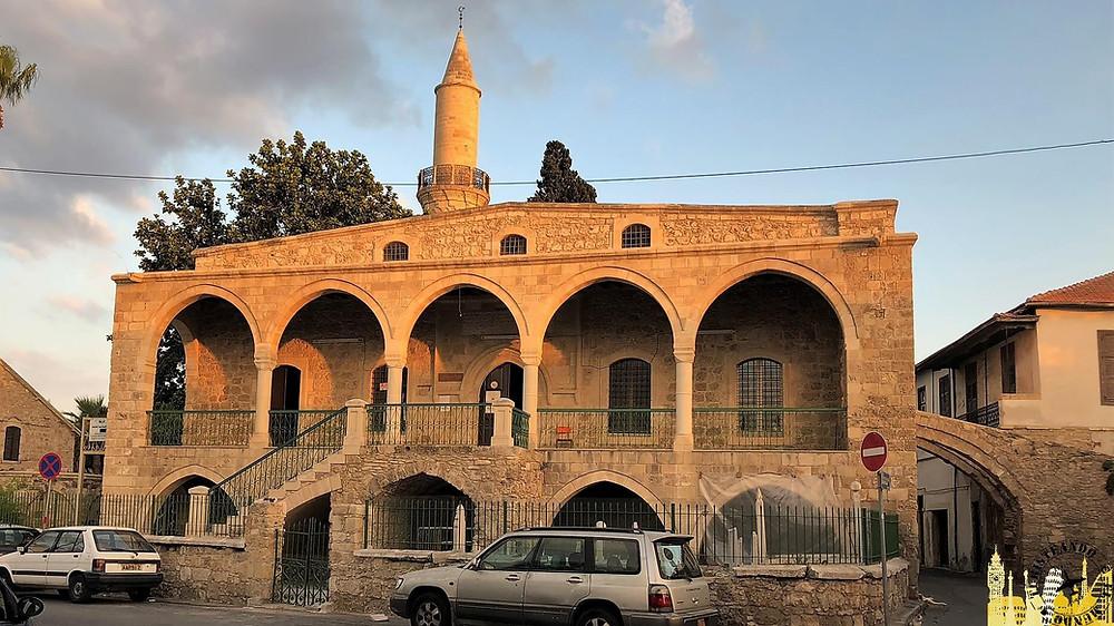 Gran mezquita de Larnaca, Chipre