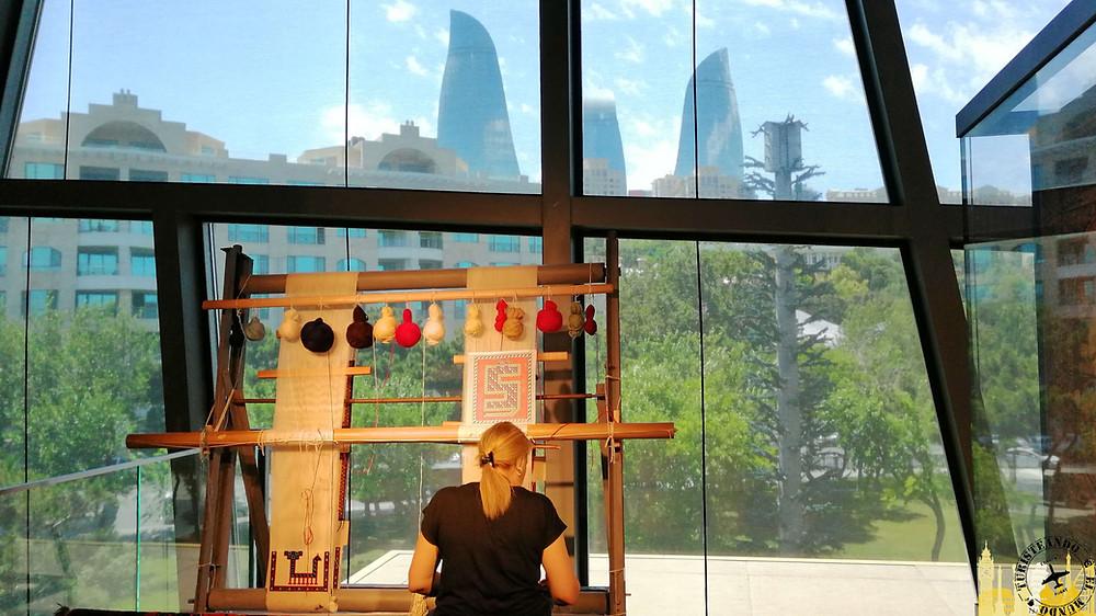 Museo de Alfombras de Bakú, Azerbaiyán