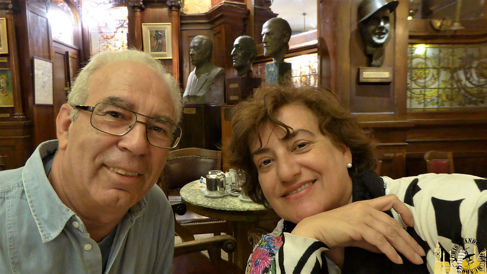 Café Tortoni, Buenos Aires (Argentina)