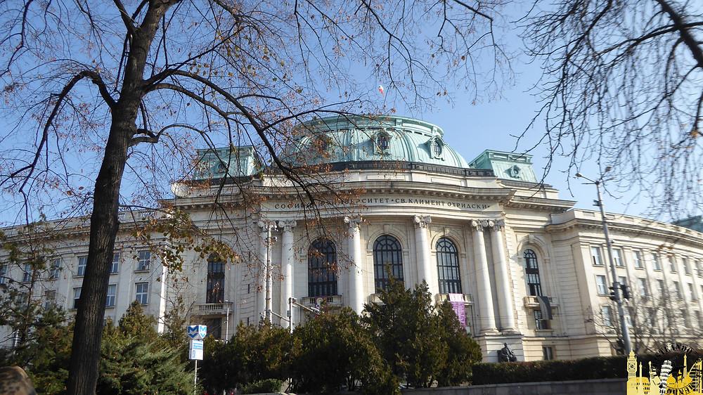 Universidad (Sofía-Bulgaria)