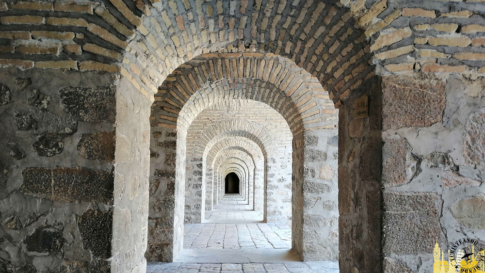 Caravanserai de Sheki (Azerbaiyán)