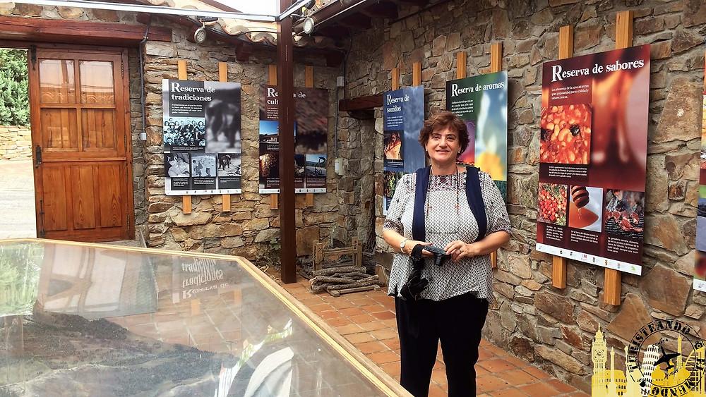 Montejo de la Sierra. Centro de interpretación