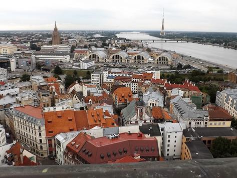 Ruta del Ámbar.  Riga y su Patrimonio UNESCO (Letonia).