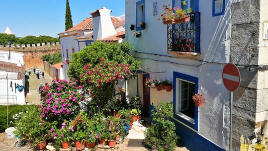 Casas tradicionales Alentejo