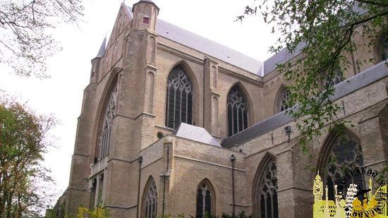 Catedral de Brujas (Bélgica)