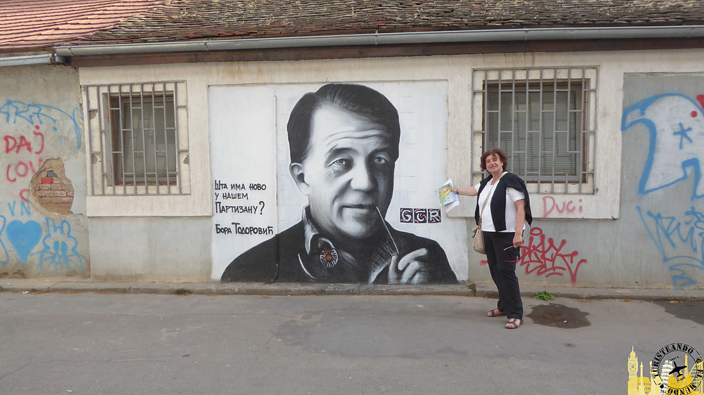 Barrio Dorcol. Belgrado