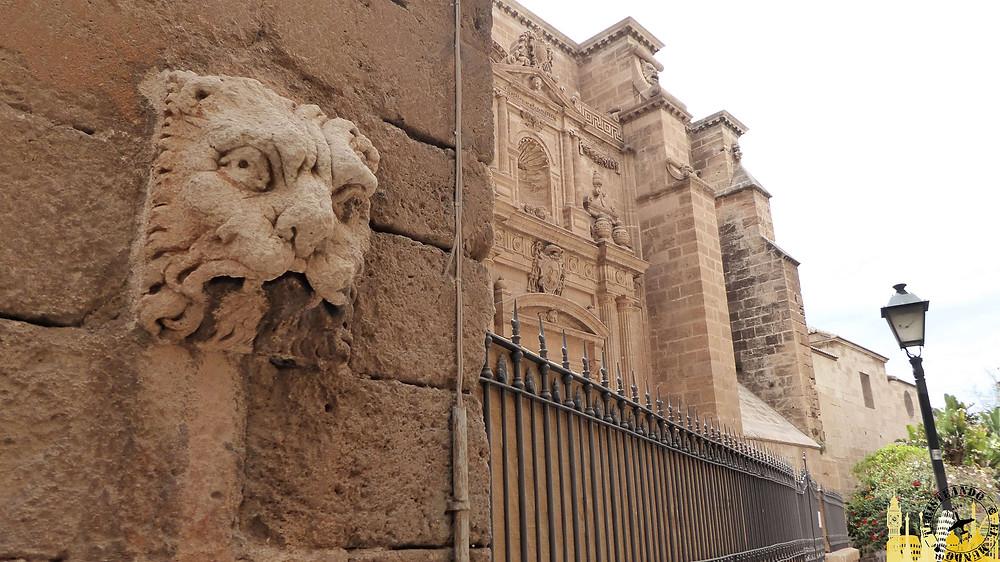 Catedral Fortaleza de la Encarnación. Almería (España)