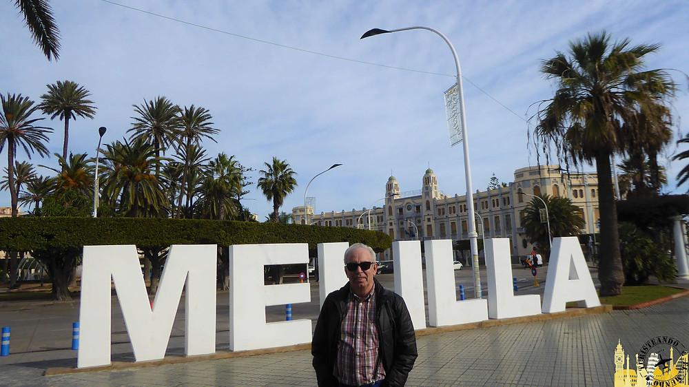 Melilla (España). Plaza de España