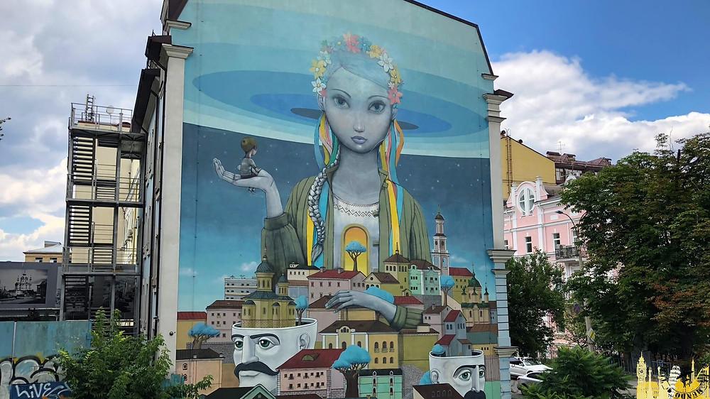 calle Khreshchatik, Kiev (Ucrania)