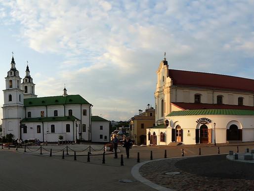 Qué ver en Minsk (Bielorrusia) en dos días.
