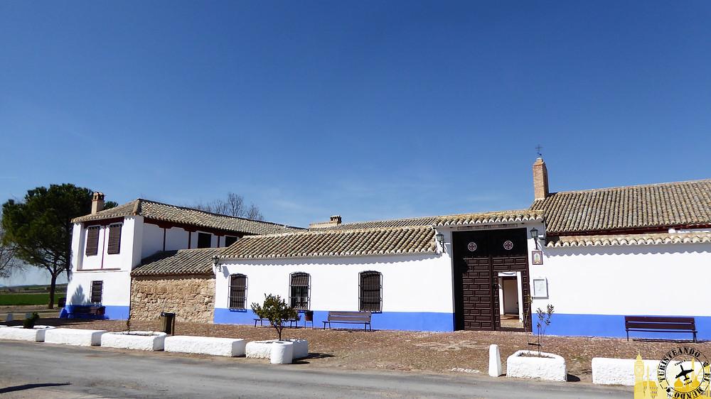 Santuario Virgen de la Encarnación (Ciudad Real-España)