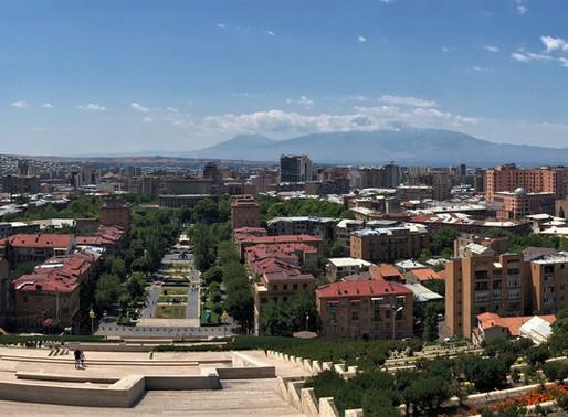 Qué ver en Ereván, nuestras visitas imprescindibles  en la capital de Armenia