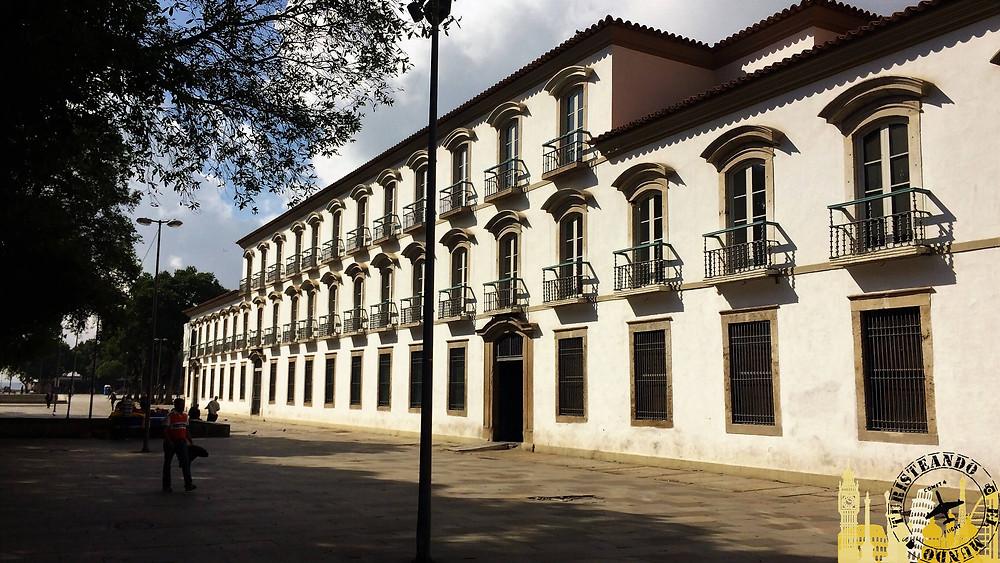 Antiguo Palacio Imperial. Río de Janeiro (Brasil)
