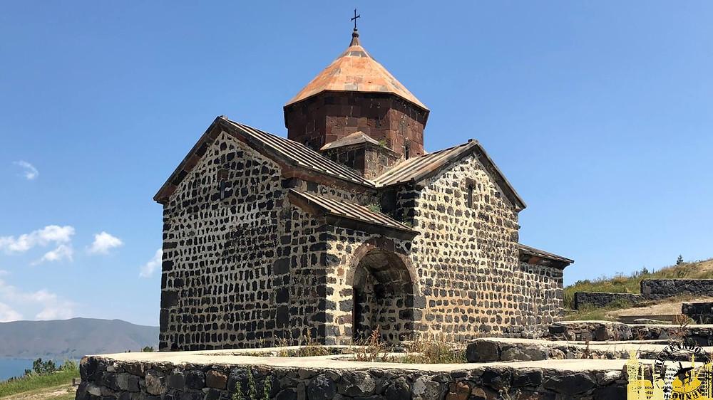 Monasterio de Srvanavank (Armenia)