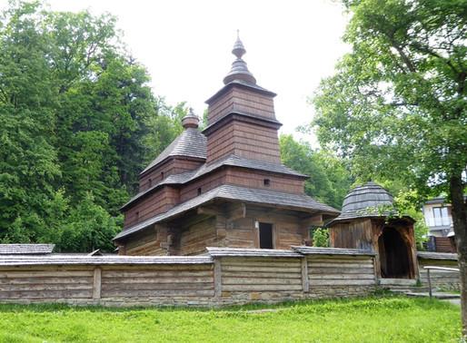 Las Iglesias de madera de Eslovaquia