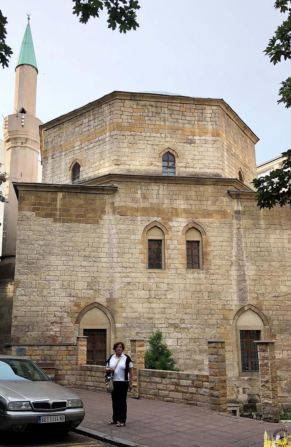 Mezquita Bajrakli, Belgrado