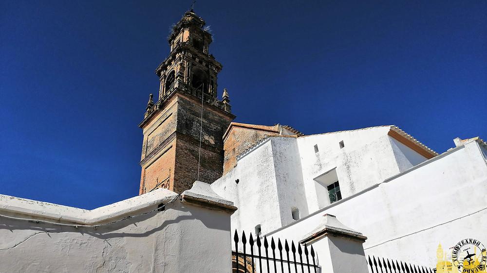 Iglesia de Santiago. Carmona (Sevilla). España