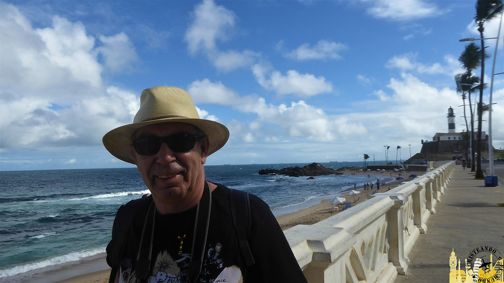 Playa Porto da Barra. Salvador de Bahía (Brasil)