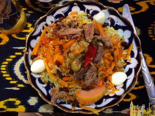 El plov o palov (UNESCO) , tradición y cultura en la cocina uzbeka