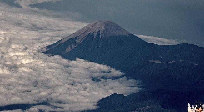 Volcanes isla de Java
