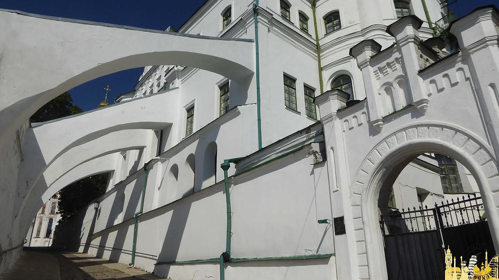 Monasterio de las cuevas de Kiev (Ucrania)