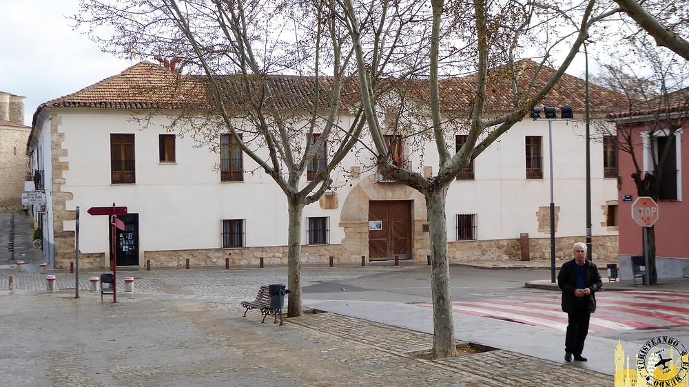 Casa de la Tercia (Villarejo de Salvanés. Madrid)