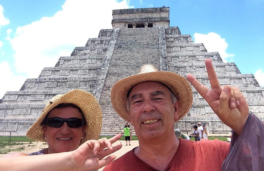 Parque Arqueológico Chichen Itza (Yucatán-México)