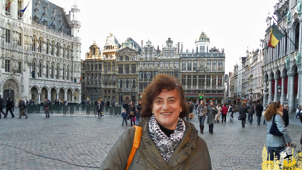 Grand Place. Bruselas ( Bélgica)