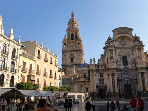 Murcia, tres en uno. La capital. (España)