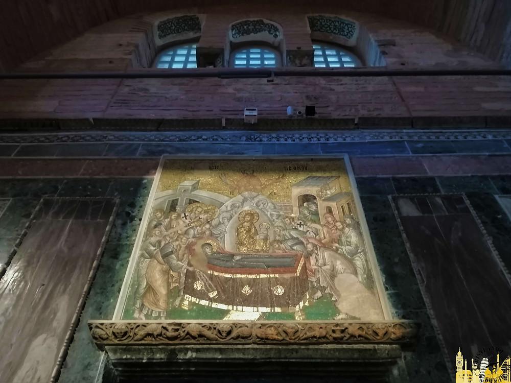 Iglesia de San Salvador de Chora. Estambul (Turquía)