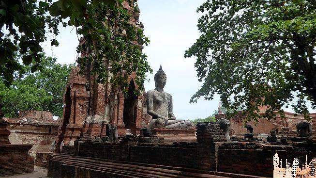 Templo Wat Maha That (Ayuthayya)