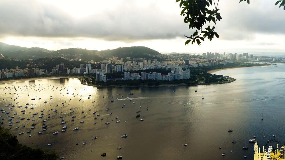 Río de Janeiro desde Morro da Urca.(Brasil)
