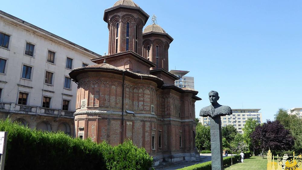 Biserica Cretulescu de Bucarest, (Rumanía)