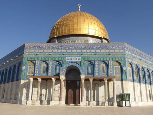 La Explanada del Templo de Jerusalén (Israel). UNESCO