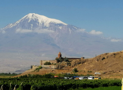 Khor Virap, Noravank (L.I.Unesco), Bodega de Areni y Cueva de los pájaros. Armenia