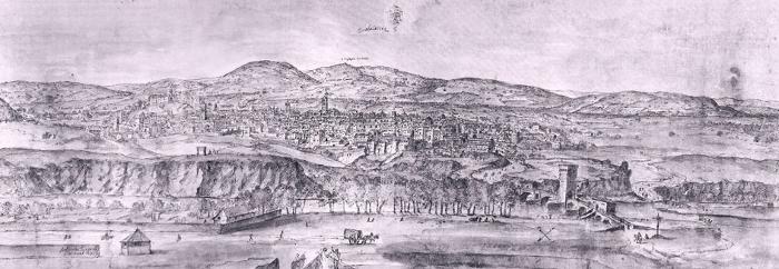 Guadalajara antiguo (Imagen Wikipedia)