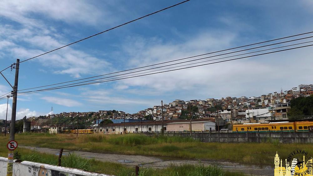 Favelas Salvador de Bahía (Brasil)