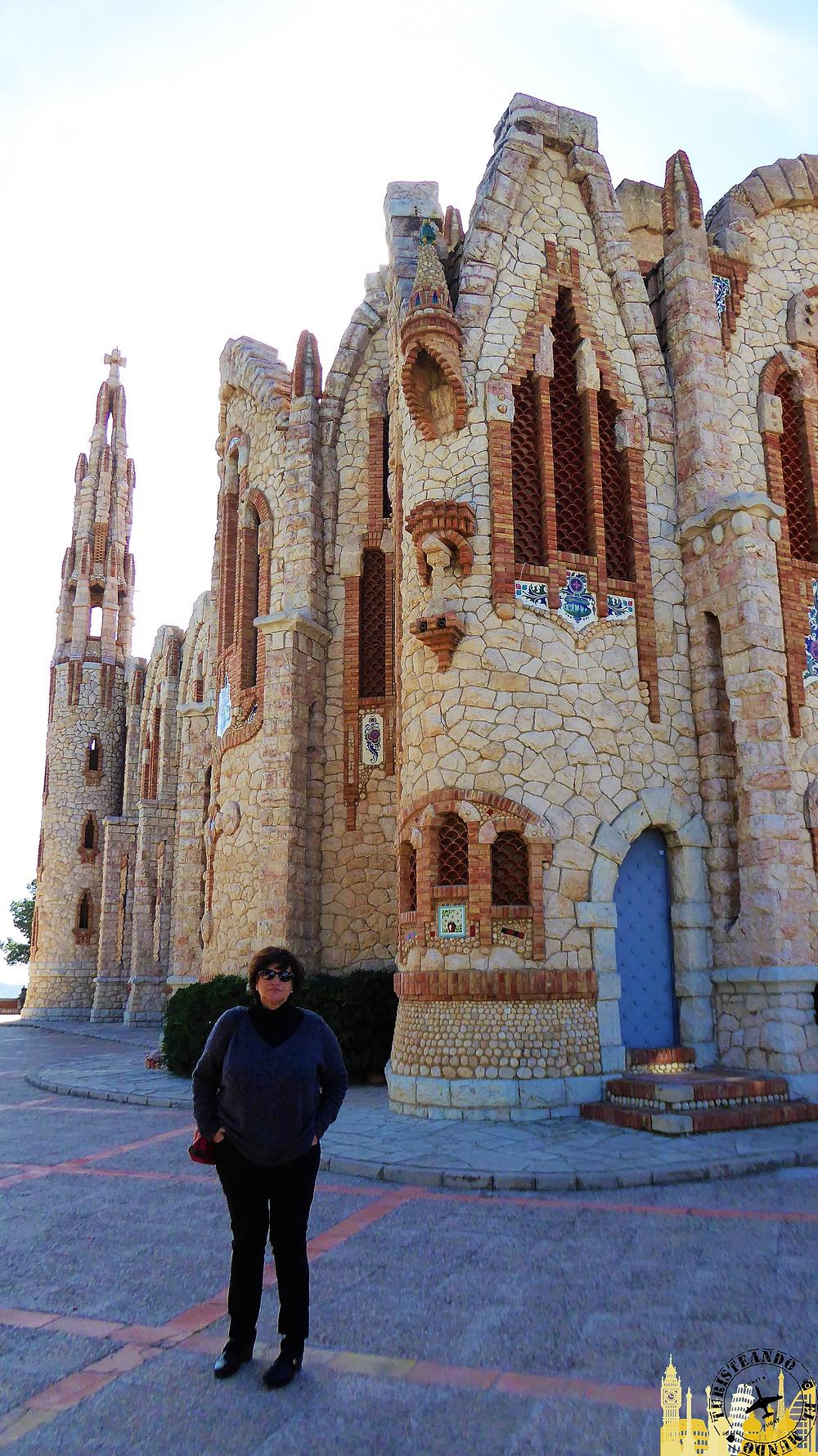 Novelda (Alicante). España. Santuario Santa María Magdalena