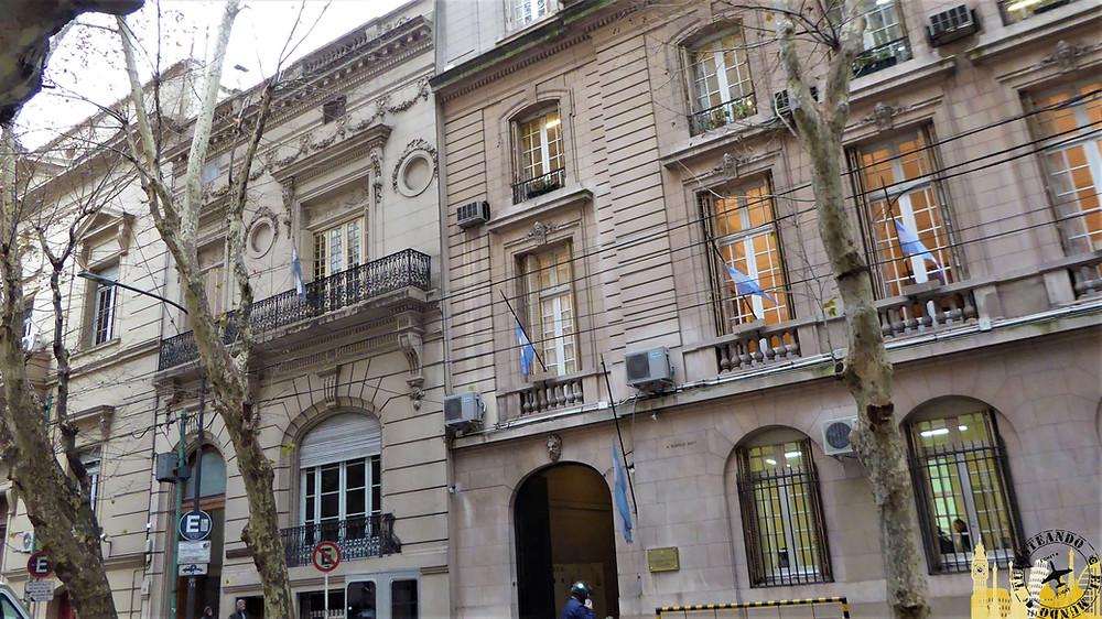 Barrio de la Recoleta, Buenos Aires (Argentina)