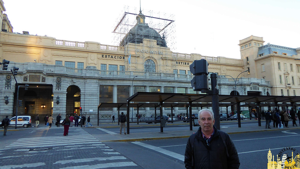 Estación de Retiro. Buenos Aires (Argentina)