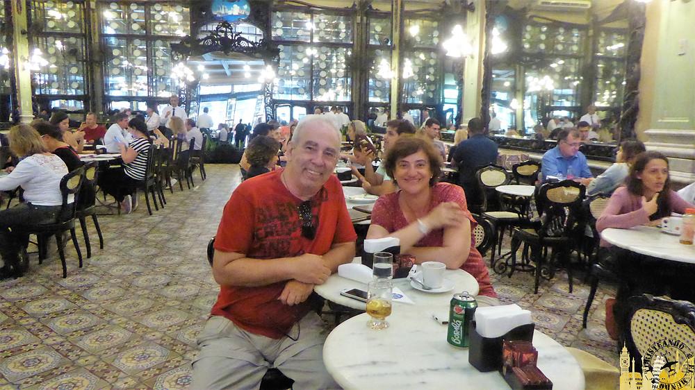 Café Colombo, Río de Janeiro (Brasil)